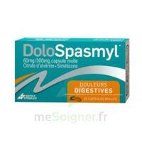 DOLOSPASMYL 60 mg/300 mg Caps molle Plq PVC/alu/20 à Marseille