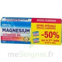 Govital Magnésium Vitamine B6 Comprimés 2*b/45