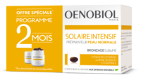 Oenobiol Solaire Intensif Caps Peau Normale 2*pot/30 à Marseille