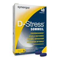 D-stress Sommeil Comprimés B/40 à Marseille