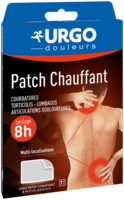 PATCH CHAUFFANT DECONTRACTANT URGO x 2 à Marseille