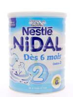 Nidal Lait 2 800g à Marseille