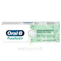 Oral B Pureactiv Dentifrice Soin Essentiel T/75ml à Marseille