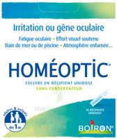 Boiron Homéoptic Collyre unidose à Marseille