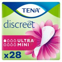 Tena Discreet Protection Urinaire Ultra Mini Sachet/28 à Marseille