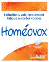 Boiron Homéovox Comprimés à Marseille