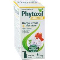 PHYTOXIL GORGE ET TOUX SPRAY FL/20ML à Marseille