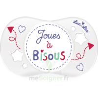 Luc Et Léa Sucette Symétrique +18mois Joues à Bisous à Marseille