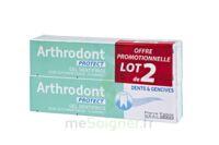 Pierre Fabre Oral Care Arthrodont Protect Dentifrice Lot De 2 X75ml à Marseille