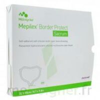 Mepilex Border Sacrum Protect Pansement Hydrocellulaire Siliconé 16x20cm B/10 à Marseille
