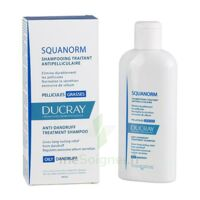 Ducray Squanorm Shampooing Pellicule Grasse 200ml à Marseille
