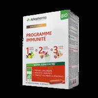 Arkofluide Bio Ultraextract Coffret Programme Immunité 3x10 Ampoules/10ml à Marseille
